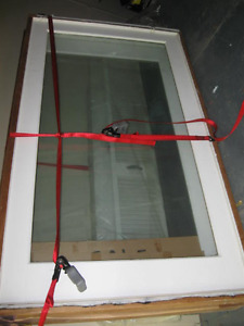 """47"""" wide Exterior Wood French Doors for Sale"""