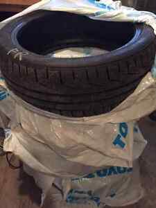 4 x Pirelli SottoZero 235/45 R20 WINTER TIRES