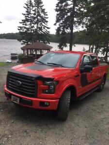 For Sale 2016 Ford F150 Luxury Sport