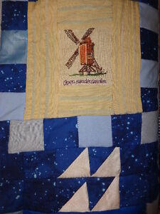 Quilt / Bedspread, Home Made, Titled People of the World 3 Oakville / Halton Region Toronto (GTA) image 7