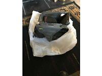 cr125 air box & fitter