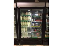 Stay Cold Commercial Fridge