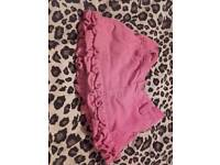 Ralph 9m skirt attached knickers