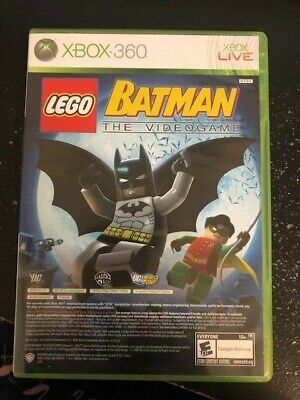 LEGO Batman: The Videogame / Pure Combo Pack 2 Games Xbox 360  for sale  Shipping to India