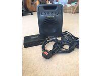 Solo voice monitor TC Helicon VSM 300 XT
