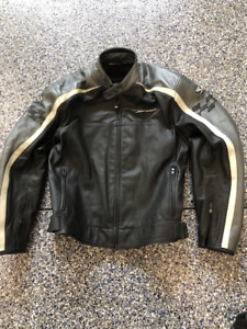 Motorcycle Jacket - Leather