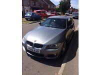 Nimbus Grey BMW 320d M Sport Coupe