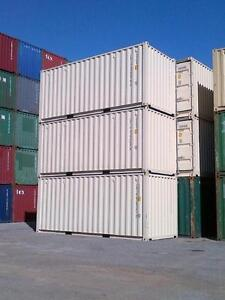 SPECIAL : New 20ft and 40 ft sea container London Ontario image 3