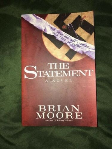 The Statement, Moore, Brian; Brian Moore (Author), 0452276322, Book, Good