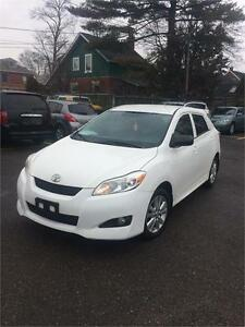 2009 Toyota Matrix,safety and e test include in price