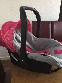 Baby car seat