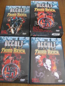 THE OCCULT HISTORY OF THE THIRD REICH en 3 DVD