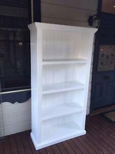 Beautiful solid timber book case Neutral Bay North Sydney Area Preview