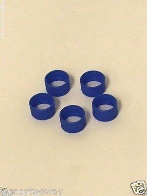 Motorola Mototrbo 5pk Blue 32012144004 Antenna Id Band Xpr3300 Xpr3500 Xpr7350