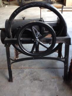 Antique Bentall chaff cutter Narangba Caboolture Area Preview