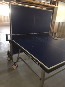 TENNIS TABLE MASTER PRO 2 BY KETTLER