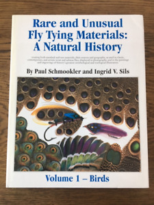 Collector Fly Tying Books [Fly Fishing]