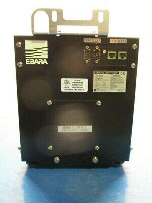 Ebara EV-S20N Dry Pump, DKB00455, Vacuum, 1670L/min, 5.0 PA, 3 Phase, 453376