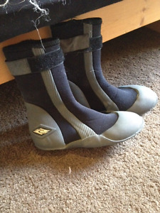 Surfing Booties size 7