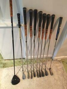 Left Hand Golf Club Set