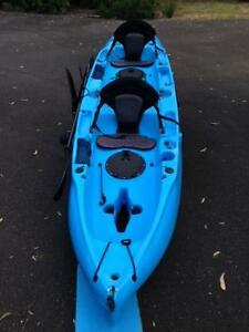 Hobie Mirage Outfitter Kayak 1 or 2 man Langwarrin Frankston Area Preview