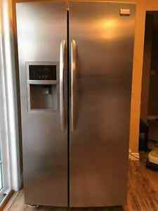 Frigidaire Gallery Side by Side Fridge and Freezer
