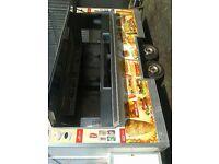 Kebab van catering trailer 22 Ft