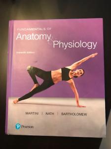Fundamentals of Anatomy & Physiology Textbook