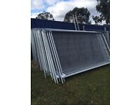 Wanted Heras style fence panels