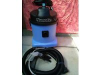 Numatic 570 carpet and upholstery cleaner car valeting machine shampoo car wash business start up