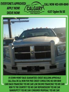 2007 Dodge Ram 3500 SLT*$99 down every approved*
