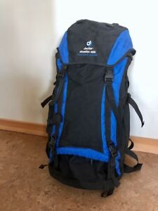 Deuter 50+10 Backpack - new condition