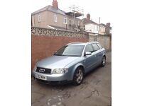 Audi A4 Sport Estate Automatic 2002