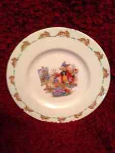 Royal Doulton Bunnykins - Stoke-on-Trent Child's Set