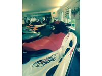 Seadoo 155 wake jet ski 2009 and in excerlent contition with trailer