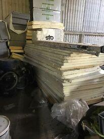 Rigid insulation 50mm