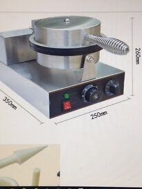 Electric Ice Cream Cone Maker