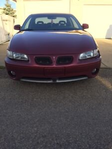 2000 Pontiac Grand Prix GTP SUPERCHARGED! **Make Me A Offer**
