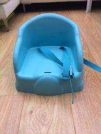 Booster Seat in Blue