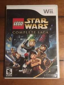 Lego Star Wars: The Complete Saga | Wii