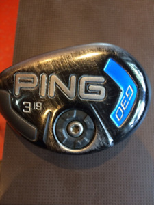 Ping G30 3-Hybrid Left-handed Golf Club