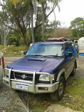 1999 Holden Jackaroo Wagon 4x4 4wd Campervan for Backpacker St Leonards Willoughby Area Preview