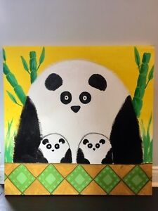 Paintings - perfect for children's space