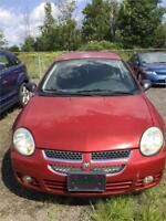 2005 Dodge SX 2.0 Base St. Catharines Ontario Preview