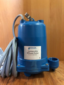GOULDS Wastewater Pumps