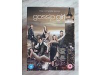 Complete Boxset of Gossip Girl - series 1-6