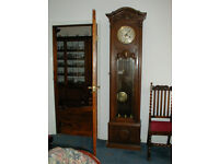 2 Grandfather Clocks with Westminster Chimes - PRICE REDUCED