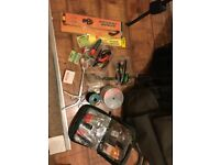 Fishing Tackle Pike set up used and new £110 ono