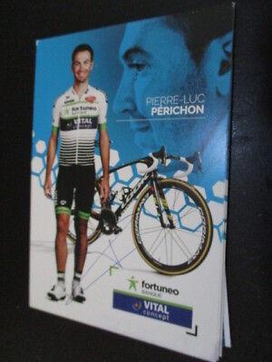 71865 Pierre Luc Perichon Radsport original signierte Autogrammkarte