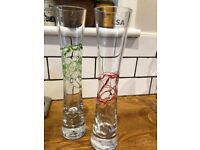JOHN LEWIS LSA HANDMADE GLASS STEM VASE BUD BRAND NEW - PERFECT WEDDING BIRTHDAY PRESENT